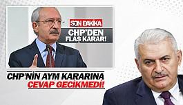 CHP'nin AYM kararına cevap gecikmedi!