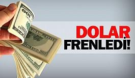 Dolar frenledi!