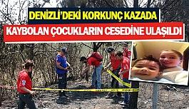 Korkunç kazada Zeynep ve Efe'nin cesedine ulaşıldı