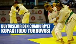Büyükşehir'den Cumhuriyet Kupası Judo Turnuvası