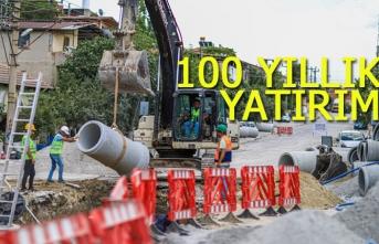 100 yıllık yatırım yapılıyor!