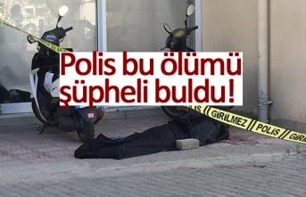 Polis şüpheli buldu!