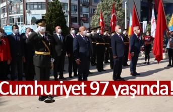 Cumhuriyet 97 yaşında!