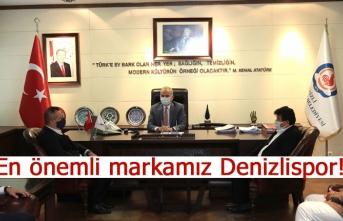 En önemli markamız Denizlispor!