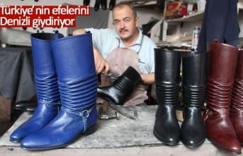 Türkiye'nin efelerini Denizli giydiriyor