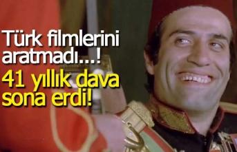 41 yıllık dava Türk filmlerini aratmadı!