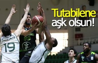 Merkezefendi Basket tutulamıyor!