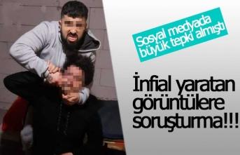 Sosyal medyada infial yaratan görüntülere soruşturma