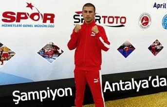 Şampiyon Antalya'da!