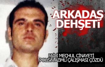 15 yıl önceki cinayeti polisin azmi çözdü!