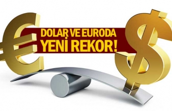 Dolar, Euro ve altında fiyatlar uçuyor!