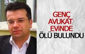 Genç avukat evinde ölü bulundu