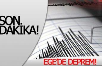 Denizli'de deprem oldu!