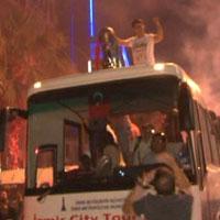 Şampiyonluk Kupası İzmir'de