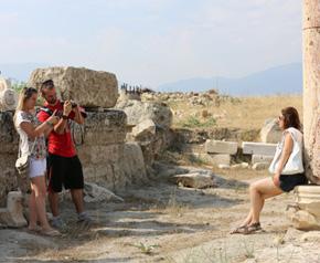 Laodikya'ya hayran kaldılar