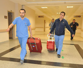 Ahmet Akar 6 hastaya hayat verecek
