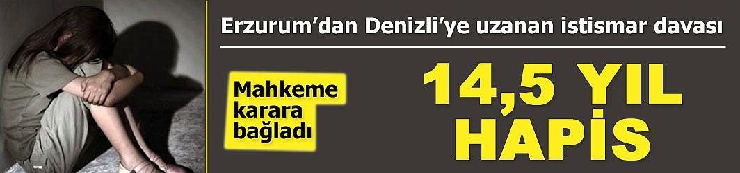 Erzurum'dan Denizli'ye uzanan istismar davası
