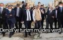 Denizli'ye turizm müjdesi verdi!