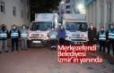 Merkezefendi Belediyesi İzmir'in yanında