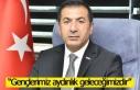"""DTO Başkanı Erdoğan; """"Gençlerimiz aydınlık..."""