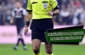 Denizlispor-Samsunspor maçını Burak Şeker yönetecek
