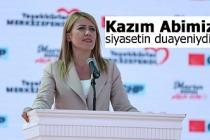Kazım Abimiz siyasetin duayeniydi!