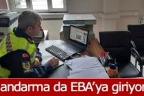 Jandarma da EBA'ya giriyor