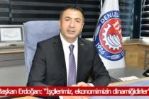 """Başkan Erdoğan: """"İşçilerimiz, ekonomimizin dinamiğidirler"""""""