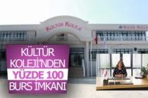Kültür Koleji'nden yüzde 100 burs imkanı