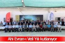 Ahi Evran-ı Veli Yılı kutlanıyor
