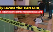 8. kattan düşen elektrikçi hayatını kaybetti