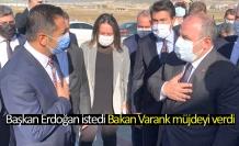 Başkan Erdoğan istedi Bakan Varank müjdeyi verdi
