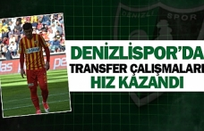 Denizlispor'da transfer çalışmaları hız kazandı
