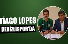 Tiago Lopes Denizlispor'da