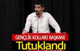 CHP Denizli İl Gençlik Kolları Başkanı tutuklandı