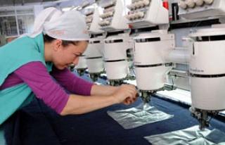 Mikro kredi sayesinde 700 kadın iş kurdu