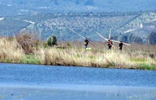 Küçük Menderes Nehri alarm veriyor
