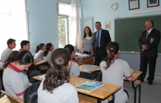 Vali Demir, 'Okullar eğitim-öğretime hazır olsun'