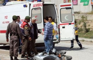 Hastaneye önce muayene sonra kaza için gittiler