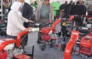 Tarım Hayvancılık ve Tarım Teknoloji Fuarı açıldı