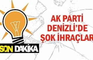 AK Parti Denizli teşkilatından 12 kişi iharaç...