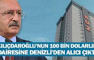 Kılıçdaroğlu'nun 100 bin dolarlık dairesine...