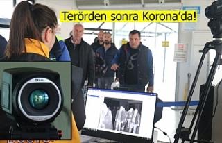Terörden sonra Korona'da kullanıldı!