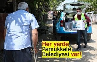 Her yerde Pamukkale Belediyesi var!