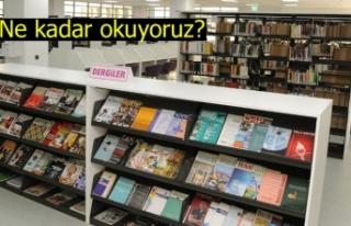 Ne kadar okuyoruz?