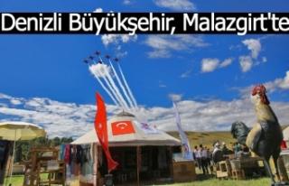 Denizli Büyükşehir, Malazgirt'te
