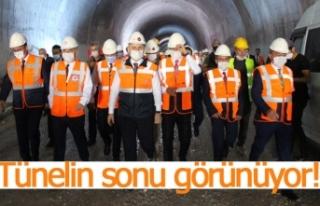 Tünelin sonu görünüyor!