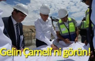 Gelin Çameli'ni görün!