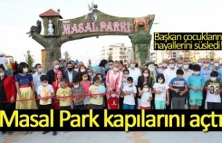 Masal Park kapılarını açtı