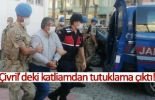Çivril'deki katliamdan tutuklama çıktı!